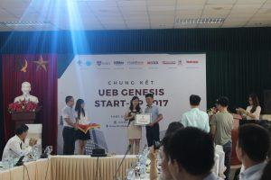 Đồng hành cùng Cuộc thi UEB Genesis Starup 2017