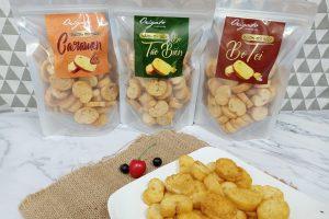 Origato ra mắt dòng sản phẩm mới: bánh mì sấy – ngon bá cháy